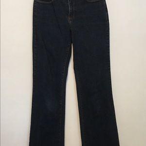 NYDJ Women's Sarah 700 Classic Bootcut Jeans Sz 2